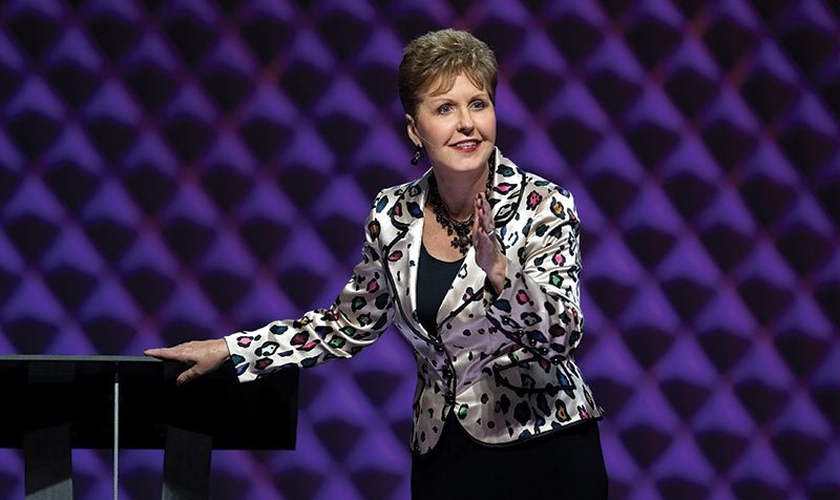 Joyce Meyer. (Foto: 40years.joycemeyer.org)