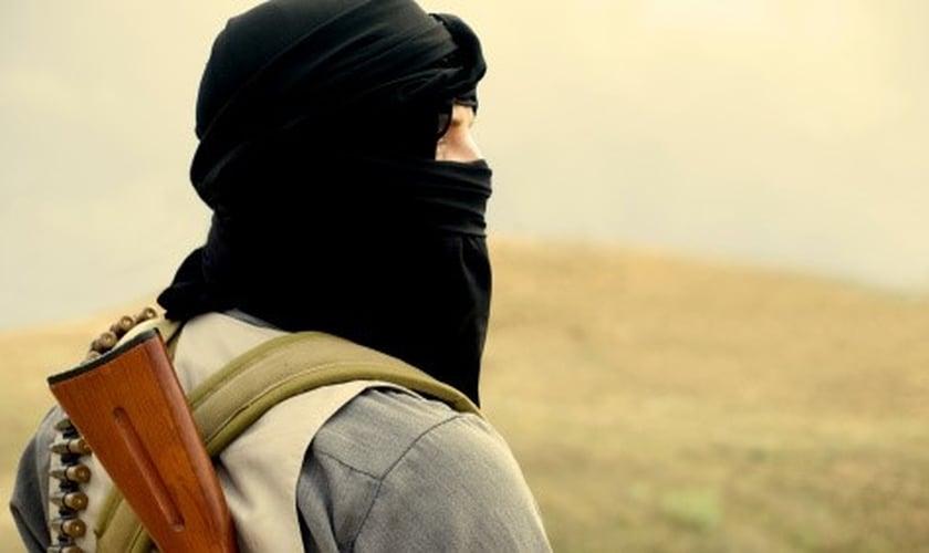 Terrorista. (Foto: Mid-Day)