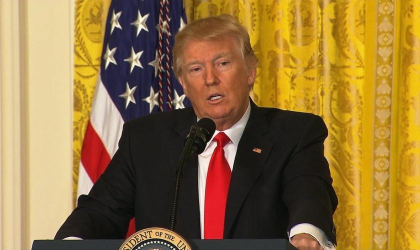 Donald Trump. (Foto: WQAD)