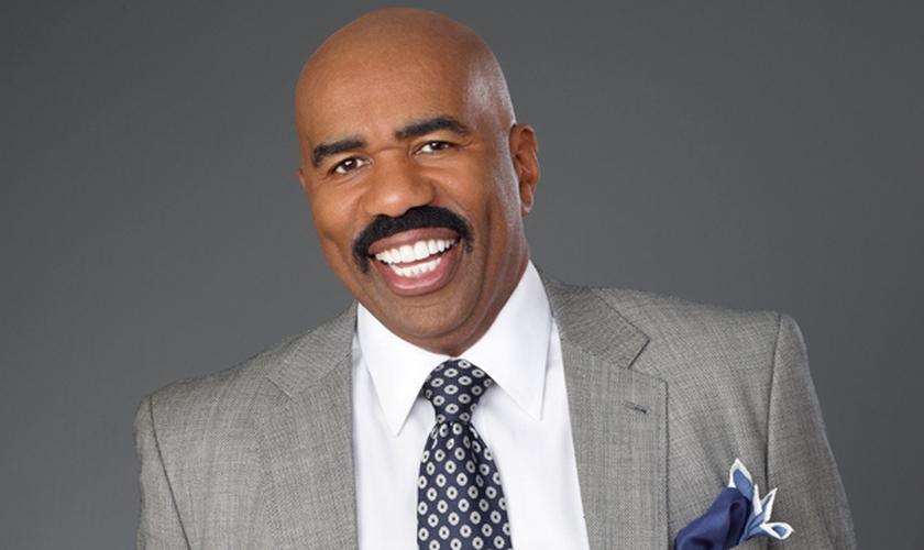 Steve Harvey é apresentador de TV nos Estados Unidos. (Foto: The Birmingham Times)
