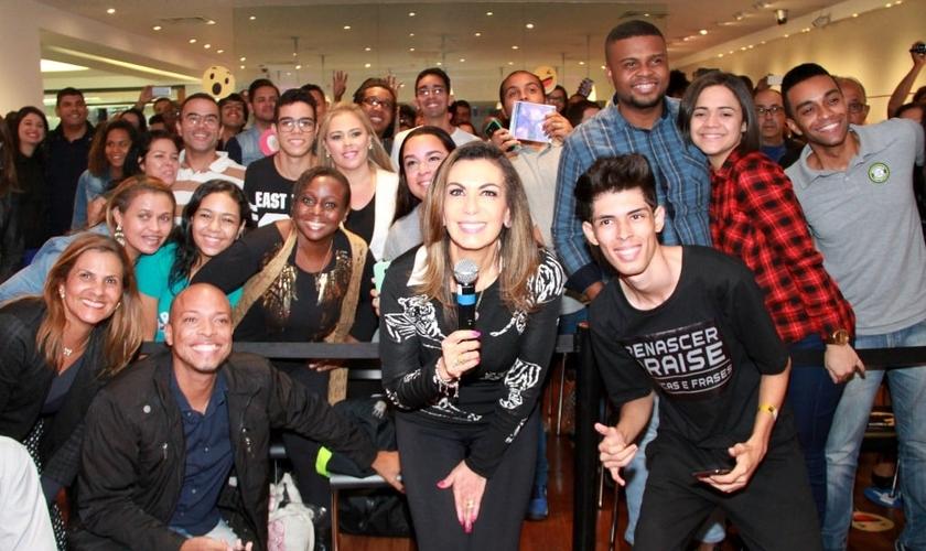 """No evento, o Renascer Praise cantou algumas canções do projeto """"Betel"""". (Foto: Divulgação)."""