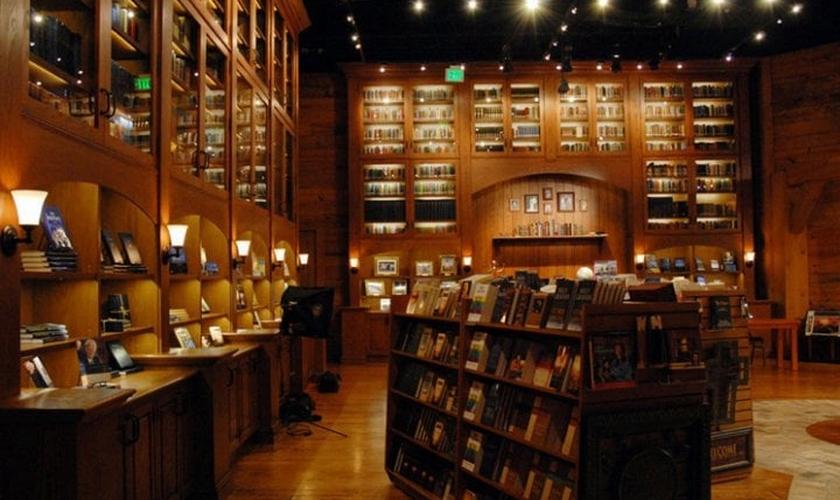 A Biblioteca Billy Graham é localizada em Charlotte, no estado da Carolina do Norte, nos EUA. (Foto: Billy Graham Library)