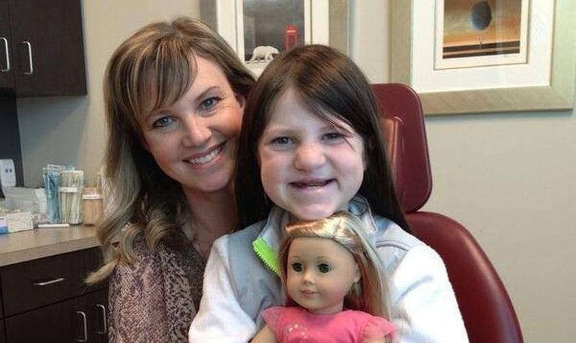 """Missy Robertson participa do famoso programa """"Duck Dinasty"""" e é mãe de três filhos. (Foto: Pinterest)"""