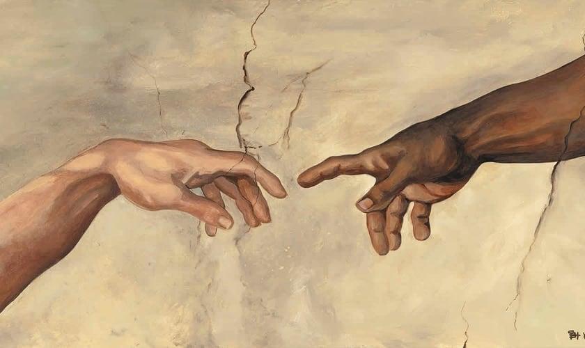 O Criacionismo afirma a humanidade, vida, Terra e universo como criação de Deus. (Foto: Reprodução).