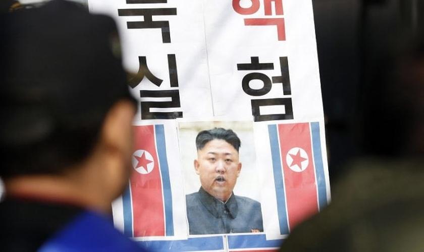 Apesar dos riscos, missionários estão atuando na Coreia do Norte. (Foto: Reprodução)