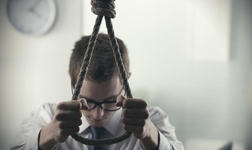 Tentativa de suicídio. (Foto: SouCare)