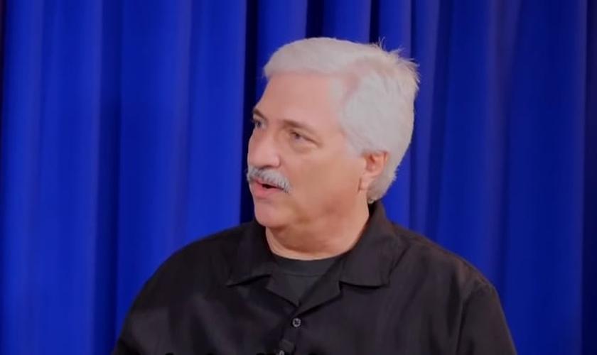 David Jones é evangelista e trabalha para a organização Luis Palau. (Imagem: Youtube)