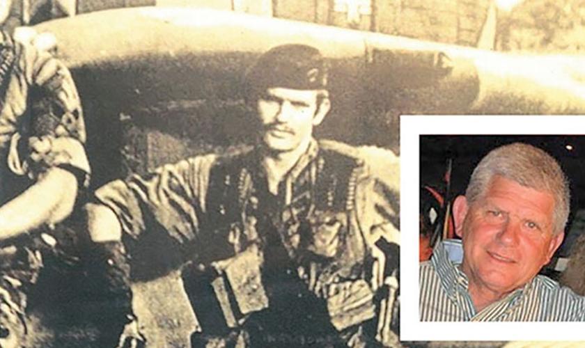 No final de março de 1972, dois dos companheiros de quarto de Brinson, de 19 e 20 anos, foram mortos no Camboja em uma missão de resgate. (Foto: Reprodução).