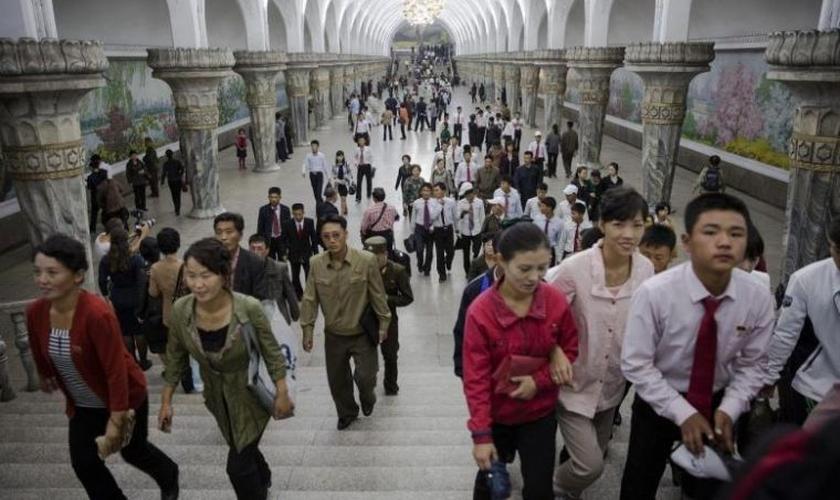 A universidade oferece cursos de ciência da computação, agricultura, finanças internacionais e gestão, todos ensinados em inglês. (Foto: Reuters).