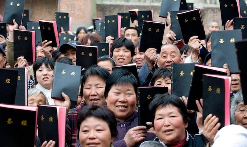 Grupos como a Freedom House disseram que 100 milhões de pessoas enfrentam perseguições na China. (Foto: Reuters).
