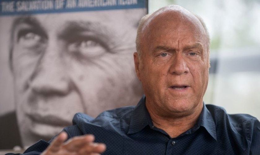 Greg Laurie é pastor da 'Harvest Church', nos EUA. (Foto: Ana Venegas, Orange County Register/SCNG)