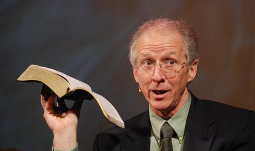 John Piper. (Imagem: Desiring God)