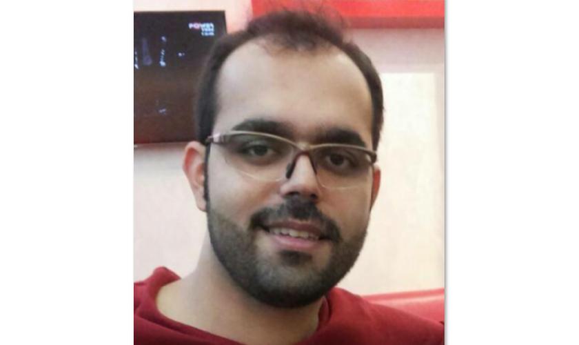 Amin Afshar-Naderi escreveu uma carta onde ele questiona porque tanto ódio contra os cristãos. (Foto: Reprodução).