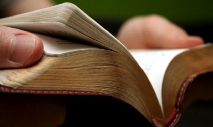 Leitura da Bíblia. (Foto: Portal da Holanda)