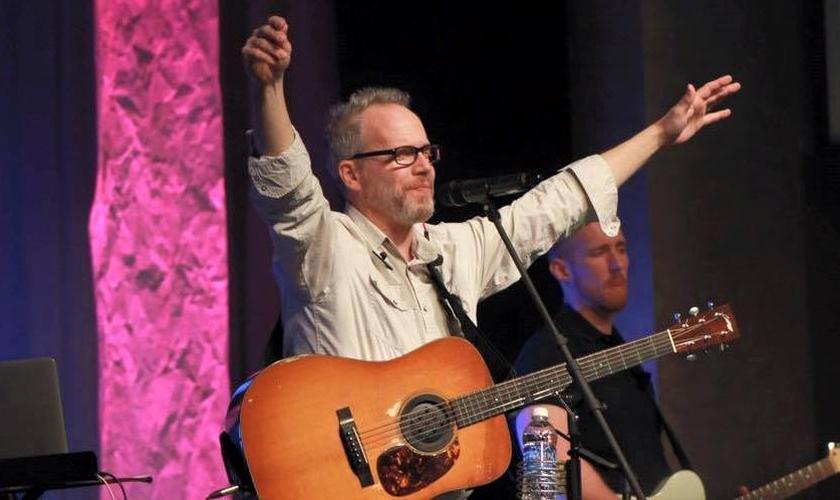 Darrell Evans é conhecido pelas canções sempre fiéis às Escrituras. (Foto: Divulgação).
