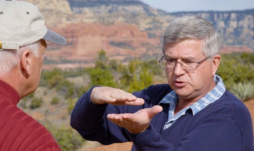 Dr. Andrew Snelling fará experimentos para comprovar que o dilúvio ocorreu há menos de 6.000 anos. (Foto: WORLD News Group)