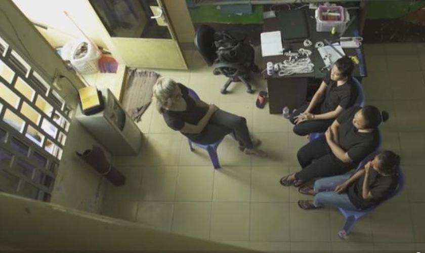 A maioria das vítimas do tráfico sexual no Camboja foram vendidas por suas próprias mães. (Foto: CNN)