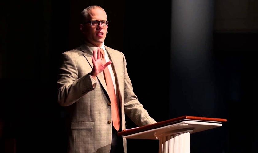 """O pastor é autor de livros como """"Brecha em Nossa Santidade"""". (Foto: Reprodução)."""