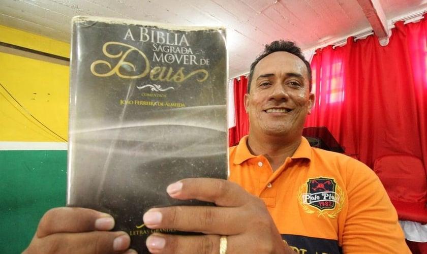 O pastor Alexandre Cardoso foi um dos pioneiros no tráfico de drogas da Zona Leste de Manaus. (Foto: Euzivaldo Queiroz)