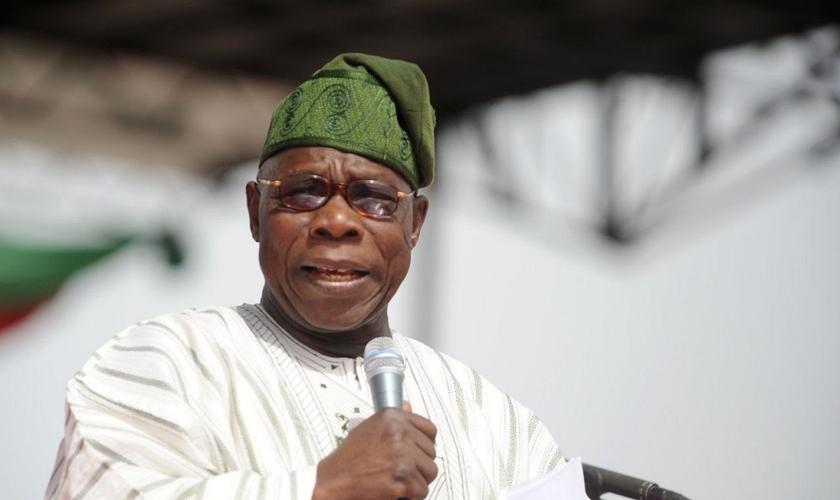 Olusegun Obasanjo foi presidente da Nigéria entre 1999 e 2007. (Foto: Reprodução)