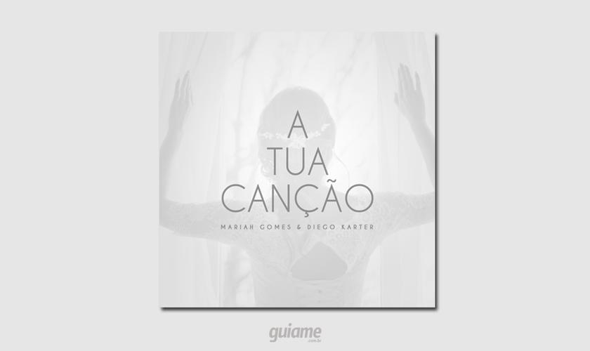"""""""A Tua Canção"""" entrou em destaque na playlist Novidades Religiosas do Spotify. (Foto: Divulgação)."""