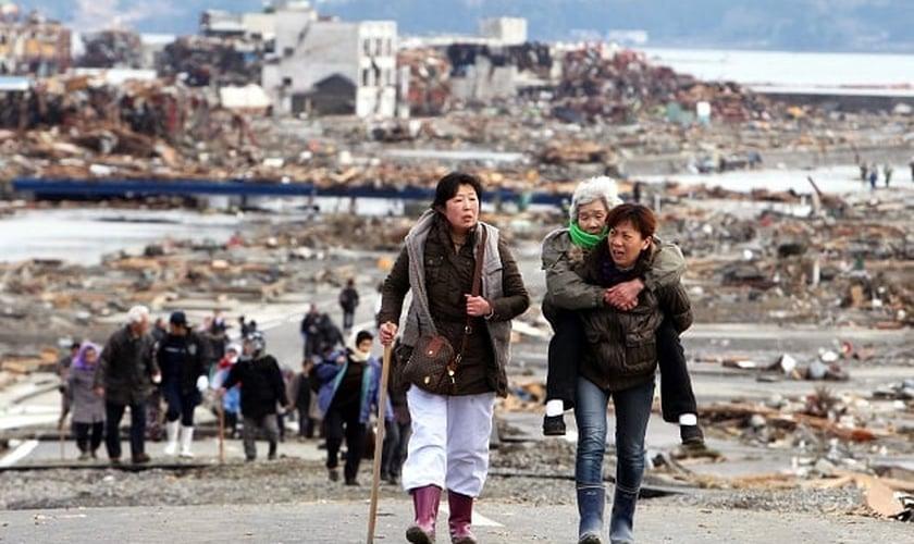 Em 2011, um grande terremoto e um tsunami devastaram a região de Fukushima, no Japão. (Foto: Warren Antiola - CC)