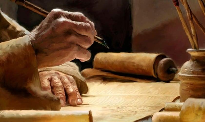 A velhice do apóstolo Paulo não foi um sinal de fraqueza, mas de robusta experiência. (Foto: PC Camaral)