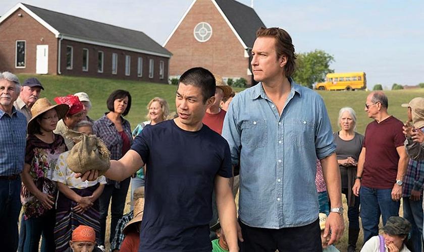 """Cena do filme """"All Saints"""", que está estreando nos cinemas dos EUA. (Imagem: LA Times)"""