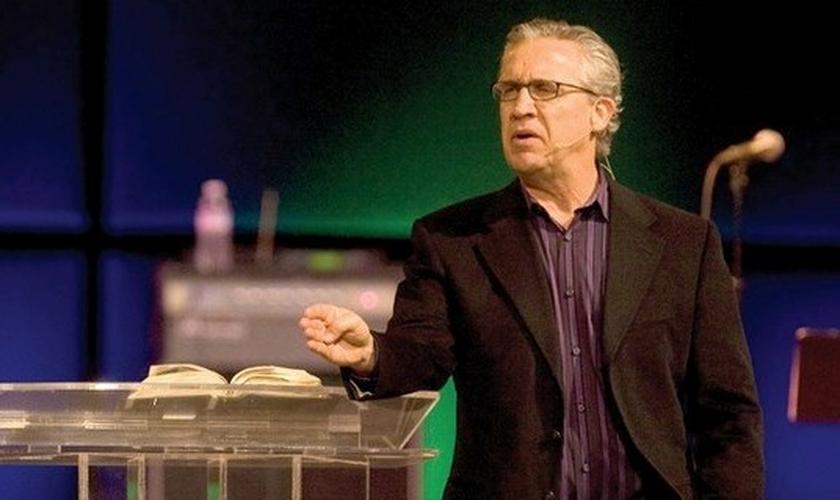 Bill Johnson é pastor da Igreja Bethel, nos EUA. (Imagem: Youtube)