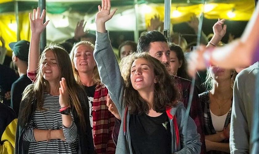 Mais de 3 mil jovens compareceram à conferência organizada por Mikel French