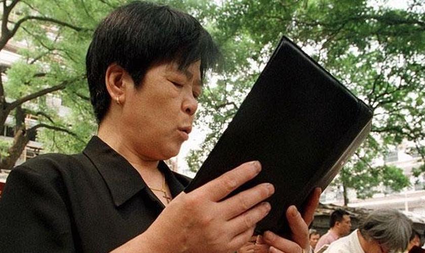 Apesar da intensa perseguição religiosa, a Igreja na China tem mostrado um crescimento notável. (Foto: CBN News)