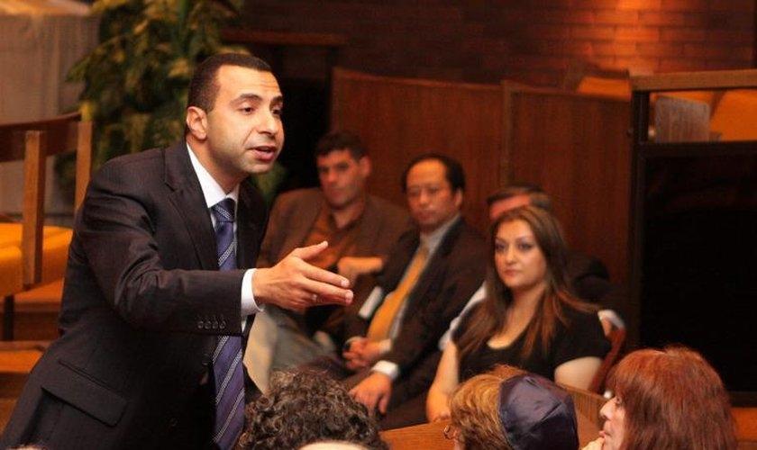 Majed El Shafie. (Foto: God Reports)