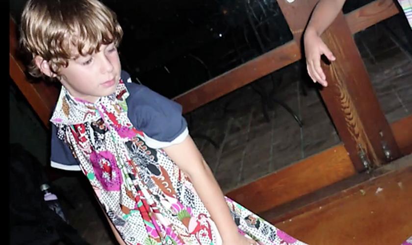 Patrick Mitchell pediu à sua mãe para 'mudar de sexo' aos 12 anos, porém agora está arrependido. (Foto: 60 Minutes)