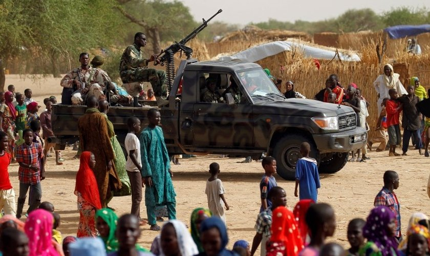 Tal ação reflete a pressão que os agricultores cristãos sofrem na Nigéria. (Foto: Reuters).
