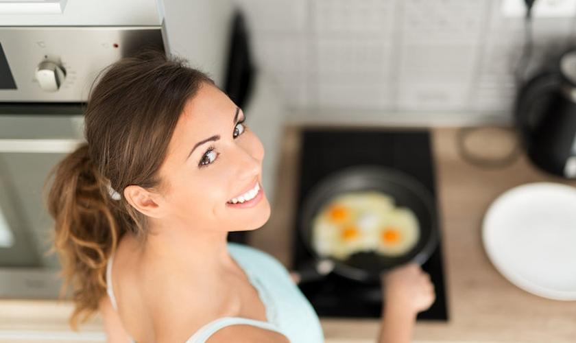A proteína do ovo é considerada de alto valor biológico. (Foto: Reprodução)