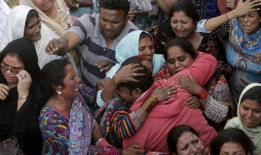 Sob as leis de blasfêmia do Paquistão, qualquer acusado de insultar o Islã pode ser condenado à morte. (Foto: Reprodução).