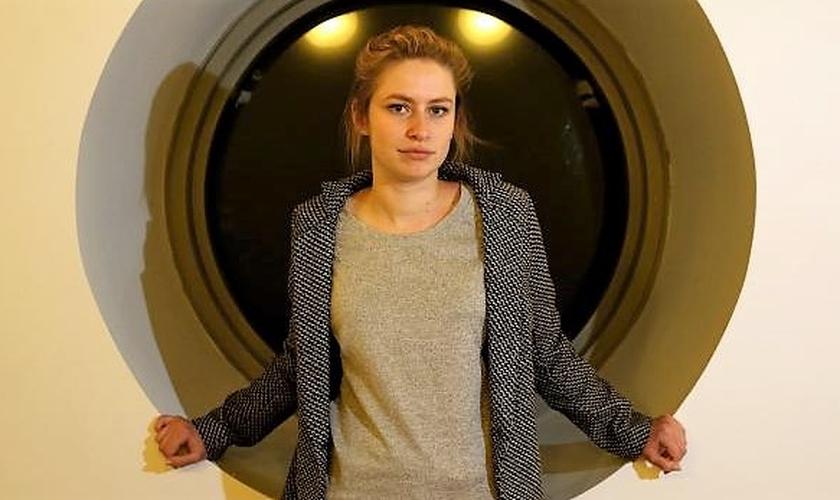 Madeline foi demitida por ser contra o casamento gay. (Foto: News.com.au)