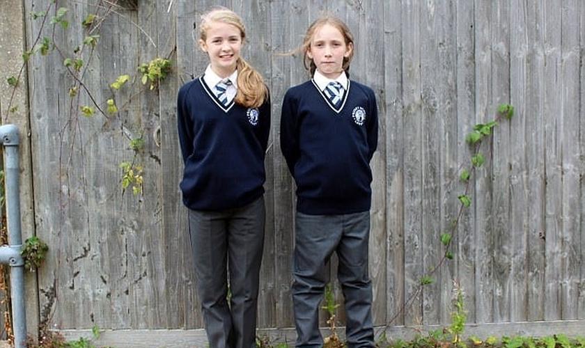 As crianças afetadas estão na faixa dos 5 aos 1 anos. (Foto: Solent News).