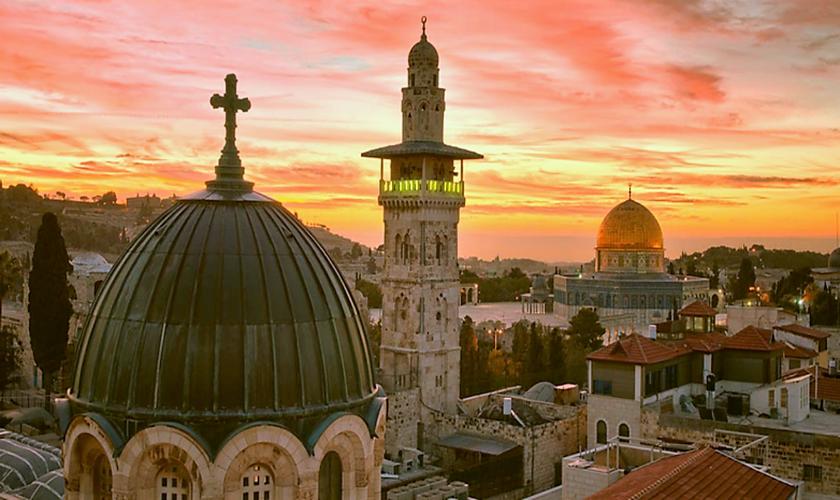 Israel. (Foto: Vamos a Israel)