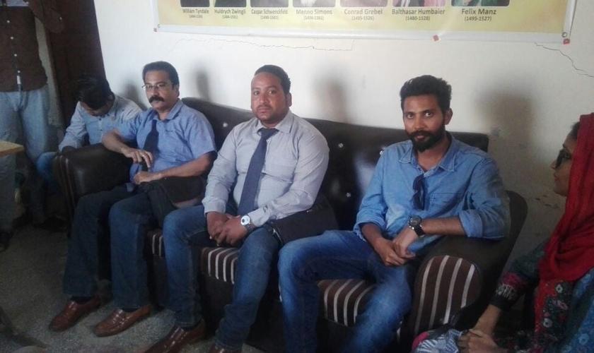 Os pastores de Bahawalpur querem que o governo do Paquistão tome medidas contra as autoridades. (Foto: BPC).