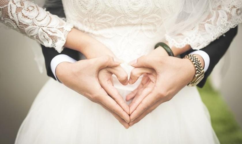 "Casamento ""perfeito"". (Foto: Pexels)"