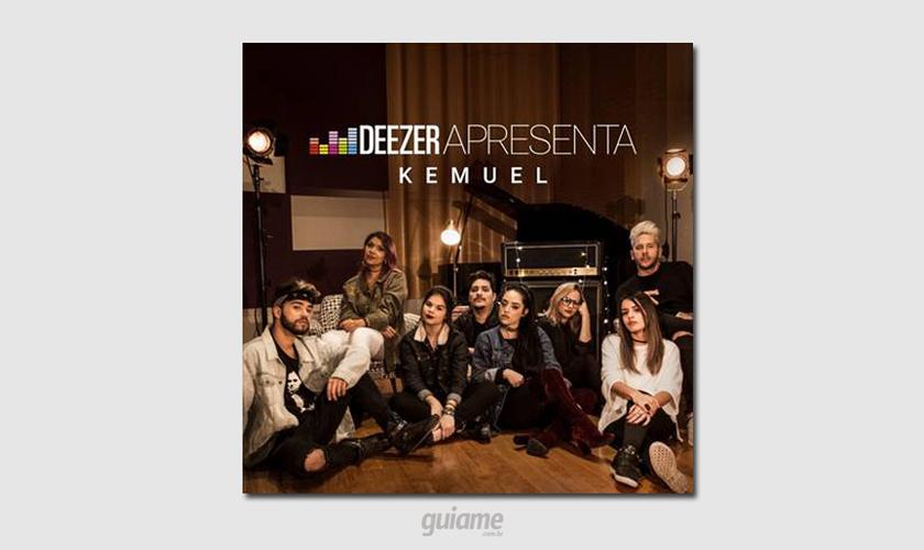 O projeto se tornou um EP, disponibilizado com exclusividade na Deezer. (Foto: Divulgação).