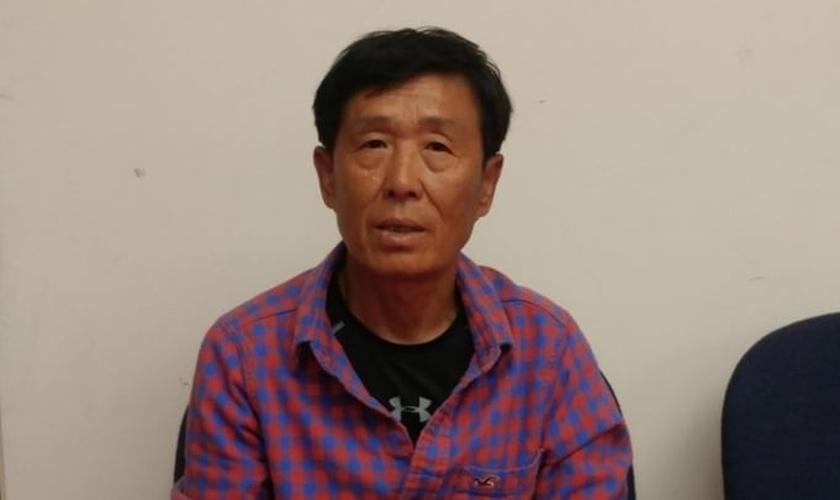 O pastor Choi Kwanghyuk acabou fugindo da Coreia do Norte para preservar sua própria vida e a segurança dos membros de sua igreja. (Foto: Fox News)