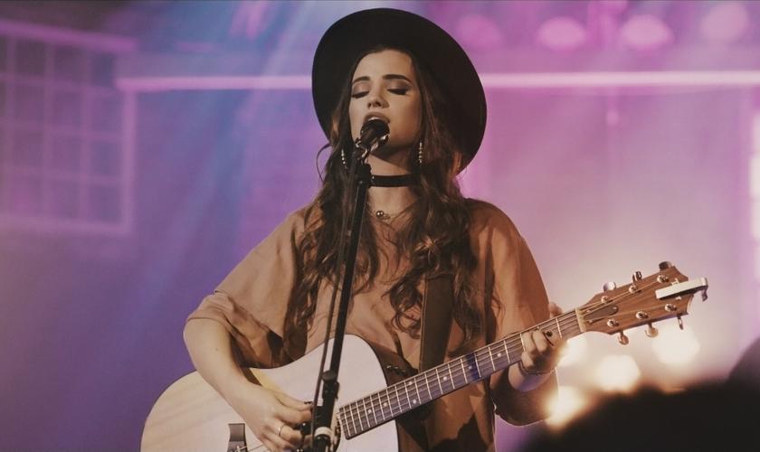"""O vídeo ao vivo de """"Minha Morada"""" conta com um espontâneo que integra o DVD. (Foto: Divulgação)."""