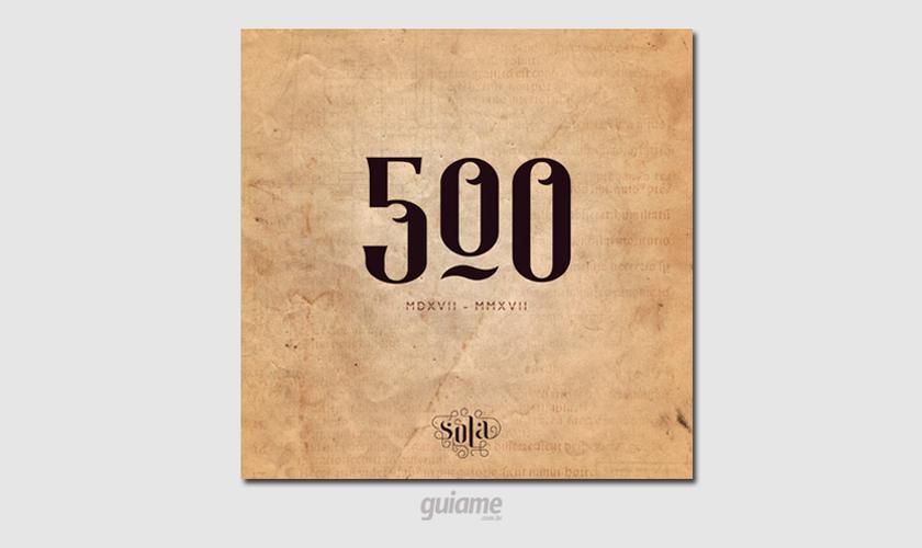 O disco também pode ser baixado de graça e de forma legal pelo site do Projeto Sola. (Foto: Divulgação).
