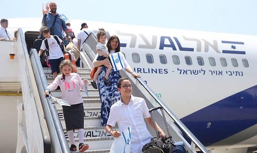 Evangélicos são os principais responsáveis pelo retorno de judeus a Israel. (Foto: Reprodução)