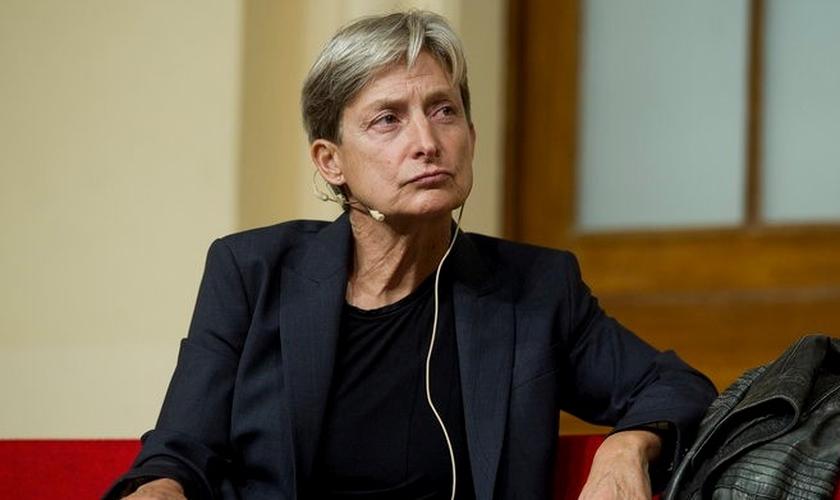 Judith Butler é conhecida por seus estudos que levaram à elaboração da ideologia de gênero. (Foto: Huffington Post)