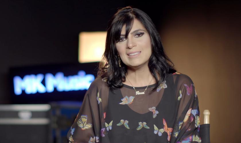 Fernanda participou do disco também como co-produtora. (Foto: Reprodução).