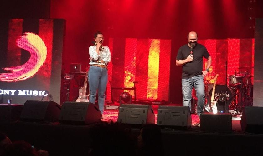 O encontro teve premiações, homenagens e apresentações de artistas. (Foto: Diane Duque).