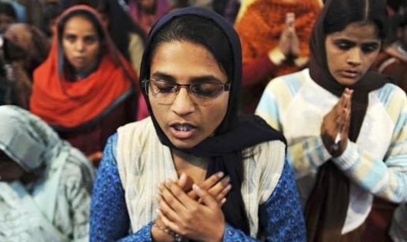 Cada vez mais igrejas domésticas têm sido fechadas na Índia. (Foto: AsiaNews)